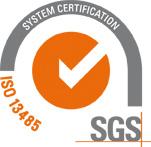 Tecno-med Ingenieros @tecno_med primera Consultoria española que obtiene el certificado ISO 13485