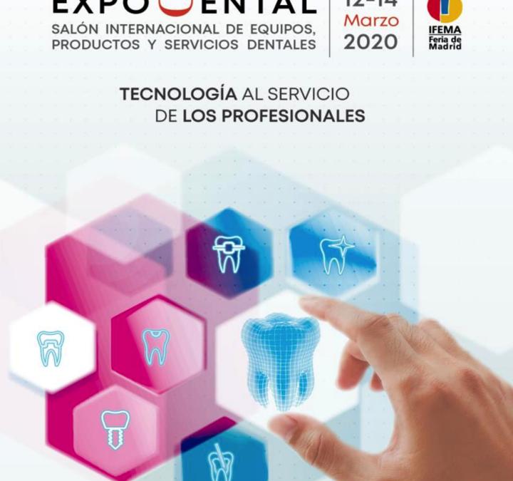 EXPODENTAL 2020 12 a 14 marzo – @ExpoDental_ by @FENIN_es, nos vemos allí …