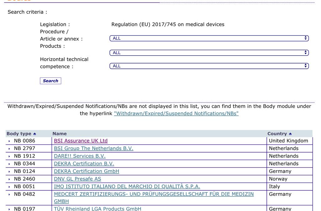 Organismos Notificados: DNV Presafe NB num. 2460 nuevo ON con MDR. Enhorabuena!!!  @DNVGL_Spain