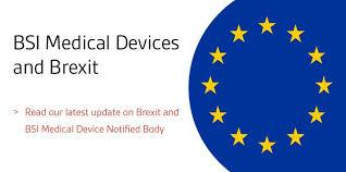 BSI UK Organismo Notificado 0086 publica información relativa a la validez de sus certificados post-BREXIT – @BSI_Iberia