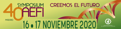 [NUEVAS FECHAS] Symposium AEFI 16-17 Nov 2020 Madrid by @AEFI_es con la participación de @Tecno_med