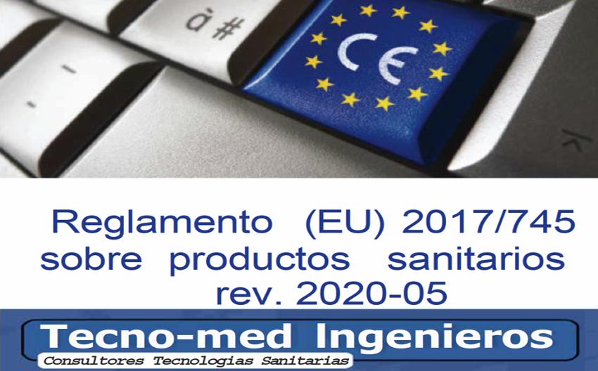 MDR, publicada la versión consolidada incluyendo la modificación del reglamento 2020/561 y los dos corrigendums