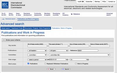 Publicadas nuevas ediciones de las normas colaterales de la EN 60601-1  @Standards4EU @isostandards