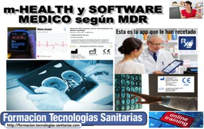 Formación webinar en directo «C2005 M-HEALTH Y SOFTWARE MEDICO SEGUN MDR» – 3 y 5 Nov 2020 by @tecno_med