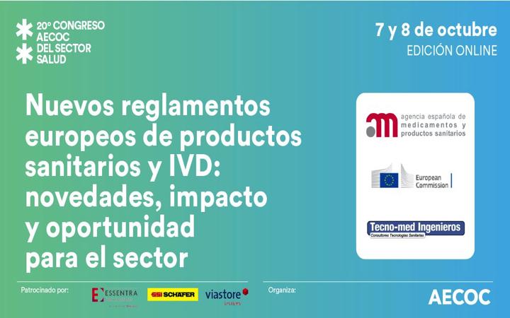 Exito del Congreso #AECOCSalud ONLINE con sesión UDI productos sanitarios by @AECOC_es