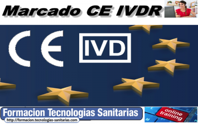 Formación webinar en directo «C2006 MARCADO CE P.SANITARIOS DIAGNÓSTICO IN-VITRO IVDR» – 15 DIC 2020 by @tecno_med