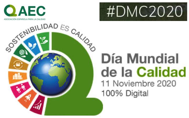 Dia Mundial de la Calidad – 11 Nov 2020 by @AEC_es