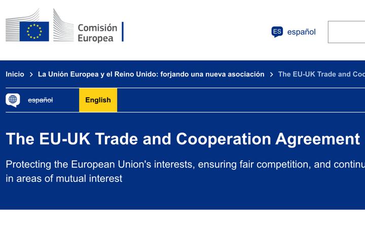 BREXIT: puedes leerte el acuerdo entre UK y Europa