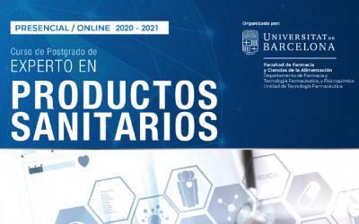 Formacion 22 abril «Electromedicina, equipos analizadores de IVD e implantables activos segun MDR e IVDR» en el curso de posgrado «Experto Productos Sanitarios» 2021 @UniBarcelona