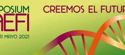 Symposium AEFI 10-11 Mayo 2021 by @AEFI_es con la participación de @Tecno_med