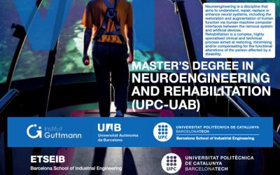 Formacion «Requisitos marcado CE(MDR), FDA y Gestión Riesgos ISO14971 de equipos y software médico en Neuroeng y Rehab» en el master «Neuroengineering and Rehabilitation» 2021 @UniBarcelona – @la_UPC – @IGuttmann